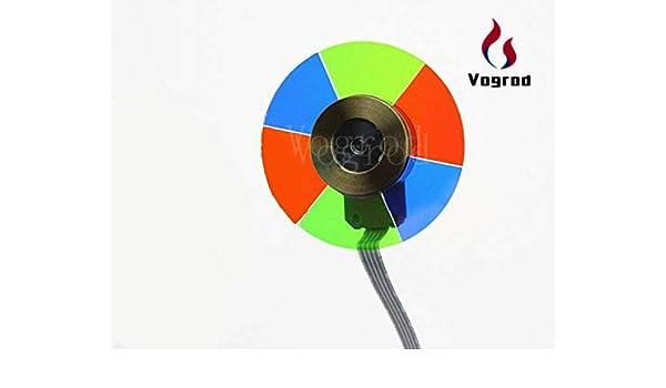 Vogrod - Rueda de Color para proyector Optoma HD20 HD70 HD33 ...