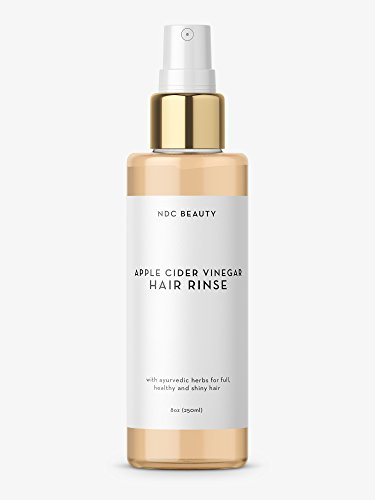 NDC Beauty: Hair Rinse by Noix de Coco - Made with Apple Cider Vinegar from Noix De Coco