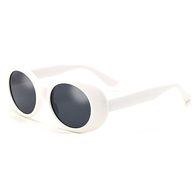 Hongxin Rosso Bianca Donna Occhiali Uomo Uv Vista Protezione Rosa Blu Telaio Nero Da Ovale Sole