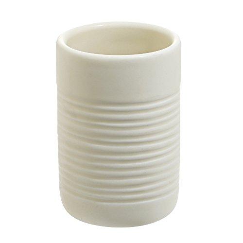 InterDesign Ceramic Tumbler Bathroom Countertops