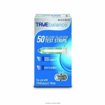TRUEbalance Glucose Test Strips, 200ct