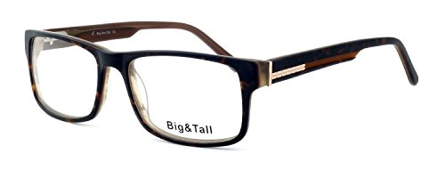 "Calabria Optical Designer Eyeglasses""Big And Tall"" Style 10"
