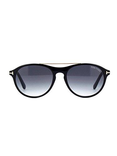 Cameron schwarz glanz FT0556 Tom Sonnenbrille Ford 4TwFCqE