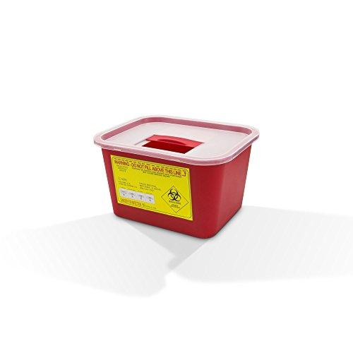 sharps disposal 1 gallon - 8