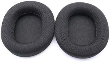 [해외]Steelseries Arctis 3 Arctis 5 Arctis 7 헤드폰이 어 패드 교체 헤드폰이 어 패드 2 개 PCduoduo / Steelseries Arctis 3 Arctis 5 Arctis 7 Headphone Earpad Replacement Headphone Earpad 2 pcs PCduoduo
