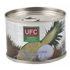 UFC Rambutan stuffed with pineapple in syrup 170 g (6oz) by UFC ()