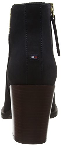 Tommy Hilfiger P1285enelope 5n, Botines Mujer Azul (Midnight403)