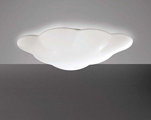 Plafoniere Camere Bimbi : Plafoniera nuvola lampada da parete soffitto camera cameretta