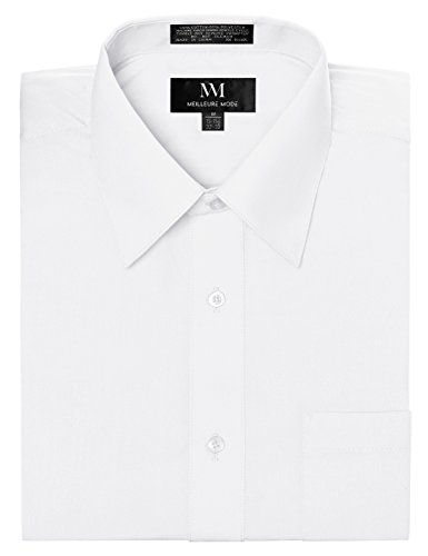 3xl white dress shirt - 5