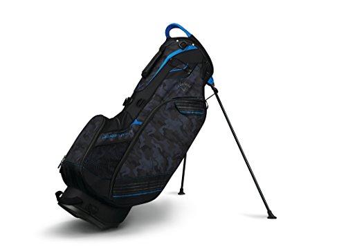 Callaway Golf 2018 Hyper Lite 3 Stand Bag ,Camo, Double Strap