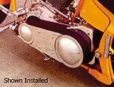 Polished Belt Drive Kit without Oil Filter -by-Belt Drives Ltd.