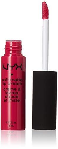 NYX Soft Matte Lip Cream, Addis Ababa, Milan, Prague - Fuchsia Collection 1
