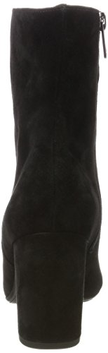 Peter Kaiser Women's Anesa Slouch Boots, Blue, 8 UK Black (Schwarz Suede 240)