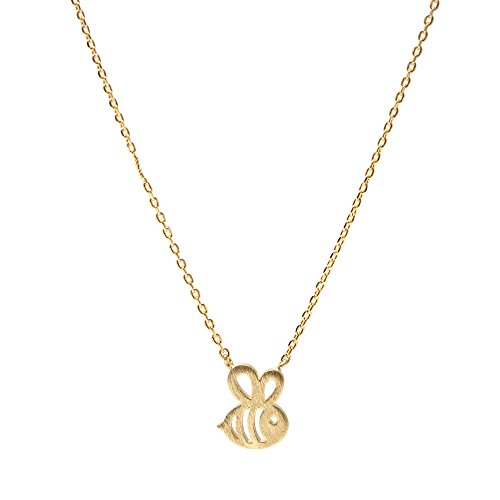 Gold Bumble Bee Charm - 2