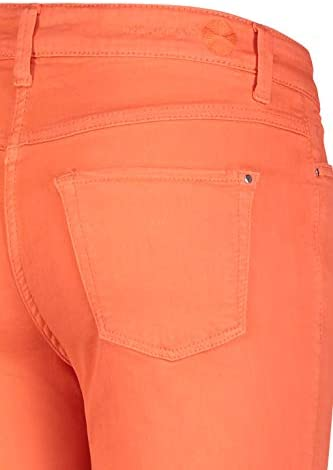 MAC Damen 7/8 Jeans Dream Chic 5471 Papaya orange 856R