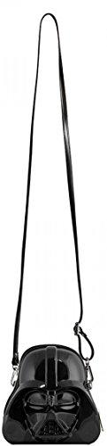 Loungefly Star Wars Darth Vader 3D Molded Cross Body (Darth Vader Purse)