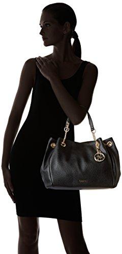GUESS Hwisaep7306 - Bolsos de mano Mujer Negro (Nero)