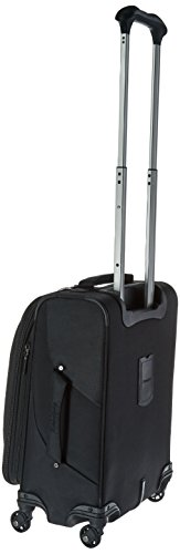 Travelpro Maxlite 4 International Carry-On Spinner Suitcase, Black by Travelpro (Image #1)