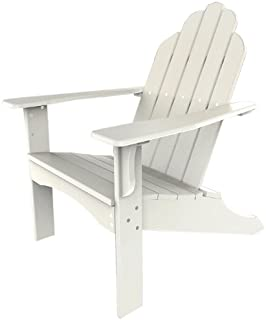 Malibu Outdoor Living Yarmouth Adirondack Chair In White