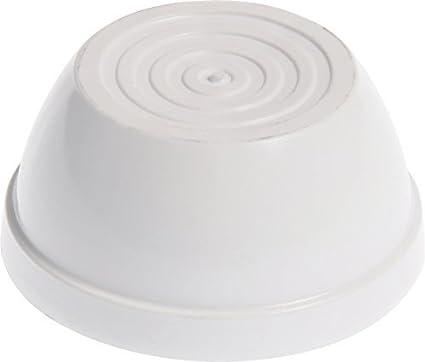 25-Pack The Hillman Group 59036 3//8-Inch Nylon White Cap Pushnut