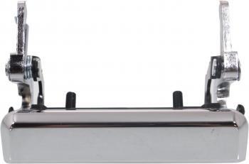 Ford F-150/F-250 92-96 / MAZDA PICKUP 94-08 TAILGATE HANDLE, Chrome, Metal