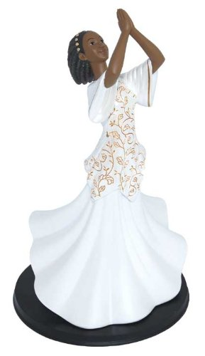 Praise Dancer Figurine: Shadiya
