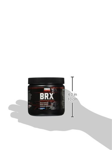 Force Factor BRX, Concentrated Pre Workout, 0.37 Pound