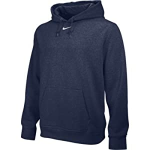 Nike Men's Team Club Fleece Hoody Navy XL