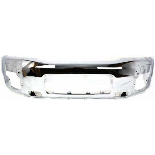 Make Auto Parts Manufacturing - TITAN 04-14 FRONT BUMPER CHROME - NI1002136