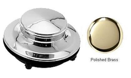 Westbrass D211-03 Waste King Disposal Stopper - Polished Brass