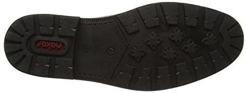 Rieker Herren 35362 Klassische Stiefel Schwarz (Schwarz 00)