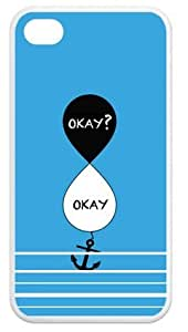 777life Funny The Fault In Our Stars Case Cover for Iphone 4 4S