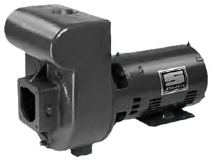 Pentair DMJ-172 Single-Phase Medium Head D-Series Self-Priming Centrifugal Commercial Pool Pump, 230 Volt, 5 HP by Pentair