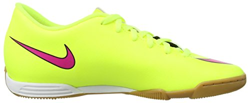 NikeMercurial Vortex Ii Ic - Zapatillas de Fútbol hombre Amarillo - Yellow (Volt/Hyper Pink/Black 760)