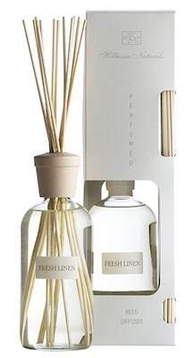 FRESH LINEN Hillhouse Naturals Reed Diffuser 16 oz by Hill House (Image #1)