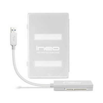 INEO I-NA216U2 Plus iPile 2.5 SATA I/II SSD/HDD
