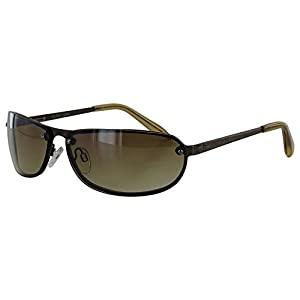 Kenneth Cole Reaction 'KC1031' Sunglasses,Shiny Brown