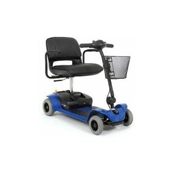 Amazon.com: Go-Go Deporte 4-Wheel eléctrico Viaje Scooter ...