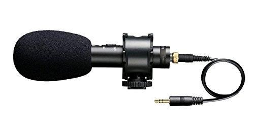 Microfone Condensador estereo Shotgun Boya BY-PVM50