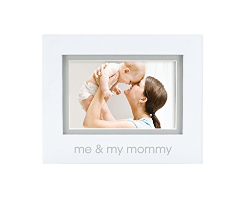 Pearhead Me and My Mommy Photo Frame, White (Mommy Photo Frame)