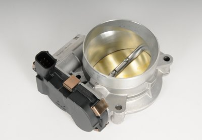 ACDelco 217-3156 GM Original Equipment Fuel Injection Throttle Body with Throttle Actuator by ACDelco