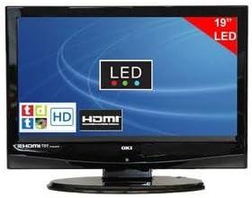 OKI V19B-LED4- Televisión, Pantalla 19 pulgadas: Amazon.es: Electrónica