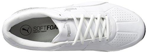 Puma Mens Cell Surin 2 Fm Cross-trainer Scarpa Puma Bianco