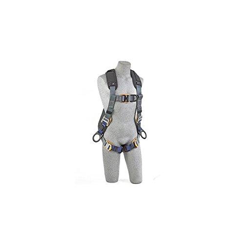 DBI-SALA 1109500 by Capital Safety Exofit XP Arc Flash Full Body Harness, Medium, Grey/Blue 141[並行輸入]  B0771DZ79V