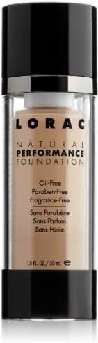 LORAC Natural Performance Foundation, NP4 Medium, 1 fl. oz.