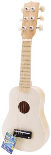 Darice Wood Guitar 20 Inch Unpainted
