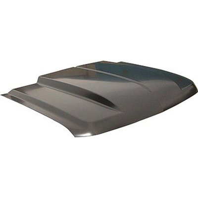 (CPP Goodmark Cowl Induction Hood for Chevrolet Silverado EFXSIL07V1)