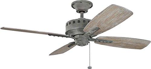 Kichler 310135 Ceiling Fans Eads Fans Indoor Ceiling Fans; W