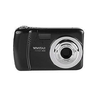 Vivitar VX018 Selfie Cam Digital Camera, Black