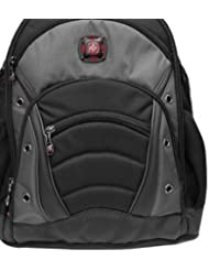 15.6 Gray Notebook Backpack